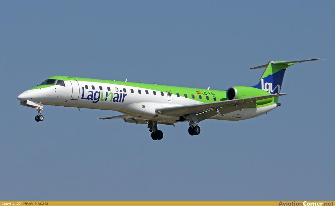 Lagunair, con su ERJ-145MP