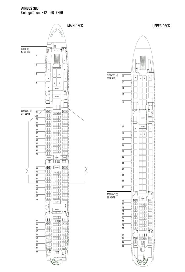 airbus a330 300 seating diagram