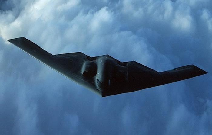 B2 Bomber Stealth USAF B-2