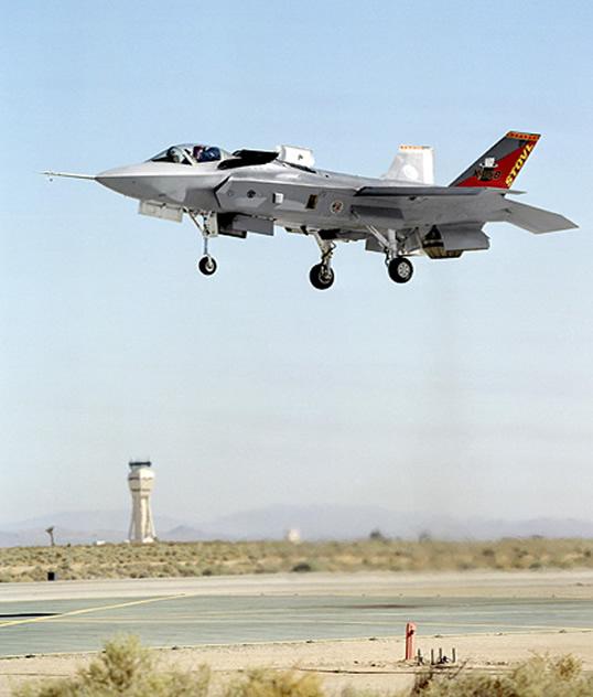 F-35 STOVL IMAGE
