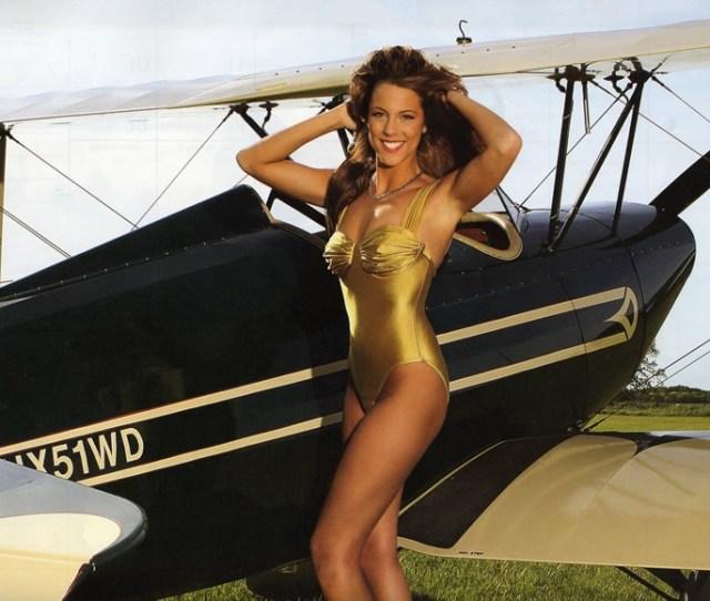 Hot Girl In Gold Dress