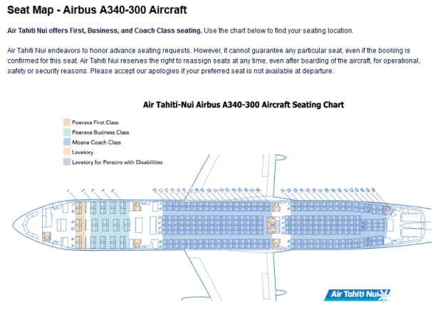 Air Tahiti Nui Seat Map Brokeasshome Com
