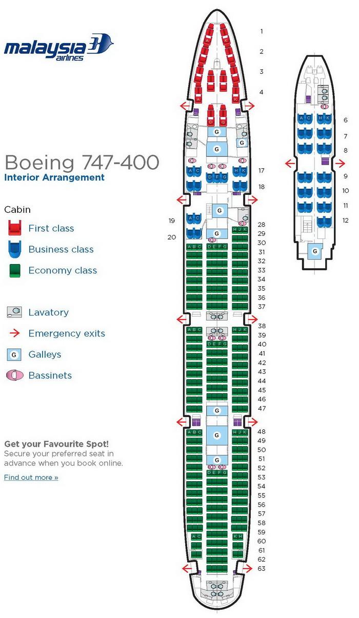 Boeing 747 400 Qantas Seat Map Wallseatco