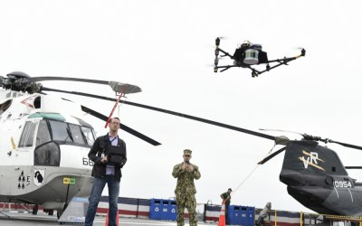 Hedrick Speaks To Canadian Bar Association On The Future Of Helicopter External Load Technology