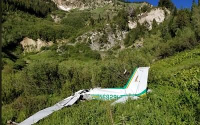 4 Killed in Utah Mountainous Terrain Crash