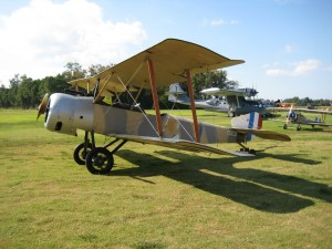 Sopwith Strutter at the Military Aviation Museum
