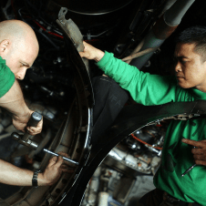 Everything You've Ever Wanted to Know About Aviation Maintenance Training | AIM