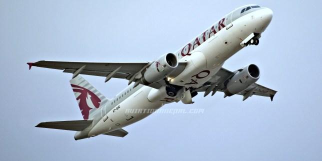 qatar airlines a320