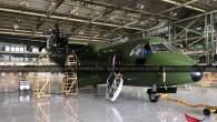 Nepali Army Casa CN-235 in manufacturer's facility - Aviation Nepal