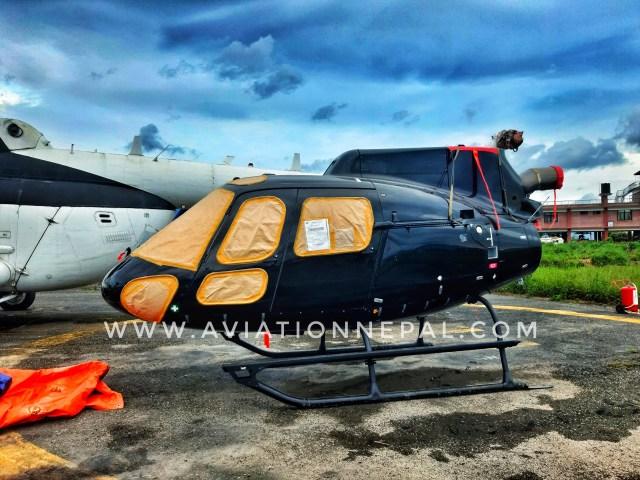 Manang Air H1215 - Aviation Nepal
