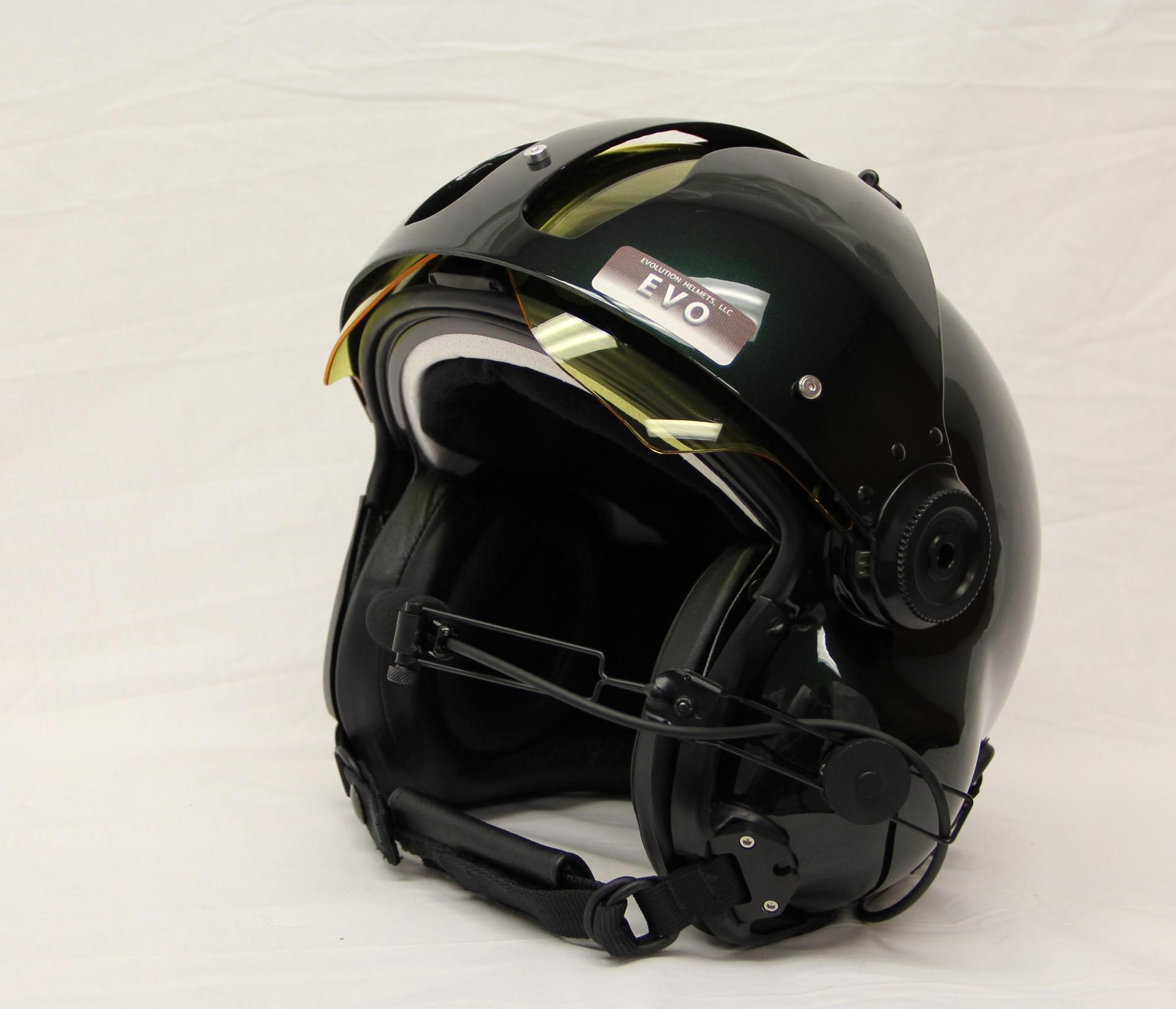 Aviation Helmet Repair