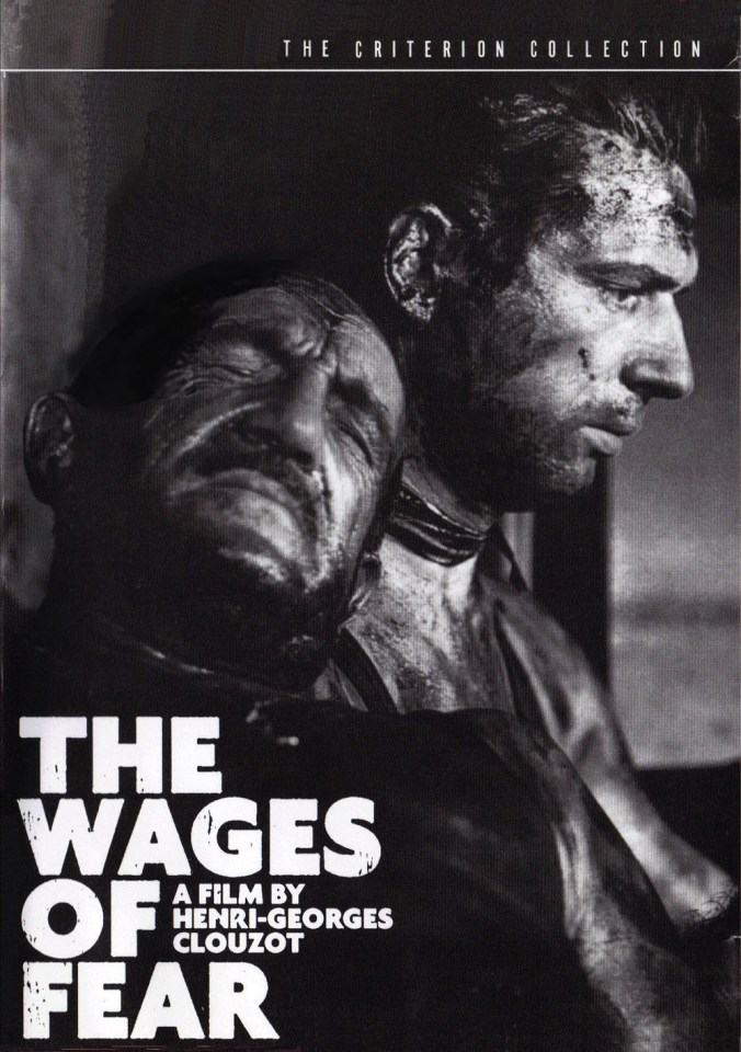 Wages of Fear -  Cover