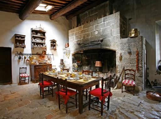 Chambres Dhtes Chteau De La Barben Avignon Et Provence