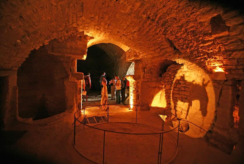 Les Caves Du Palais Saint Firmin Avignon Et Provence