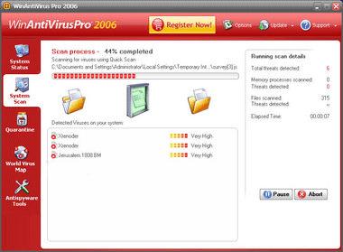 WinAntiVirusPro2006