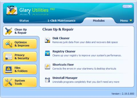 ABC 24: Glary Utilities Pro License Giveaway 1