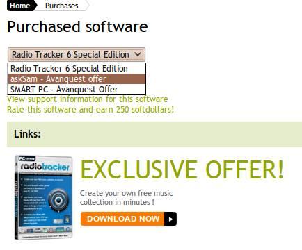 Grab Radiotracker, AskSam Standard and Smart PC worth £130 3