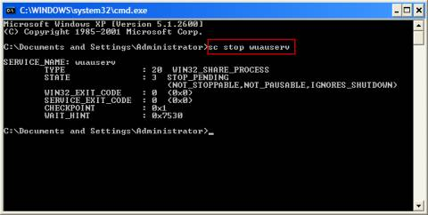 How to Disable Windows Automatic Update restart Popup 2