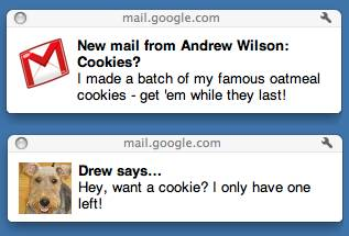 Enable Gmail Desktop popup notifications for chat and email  3