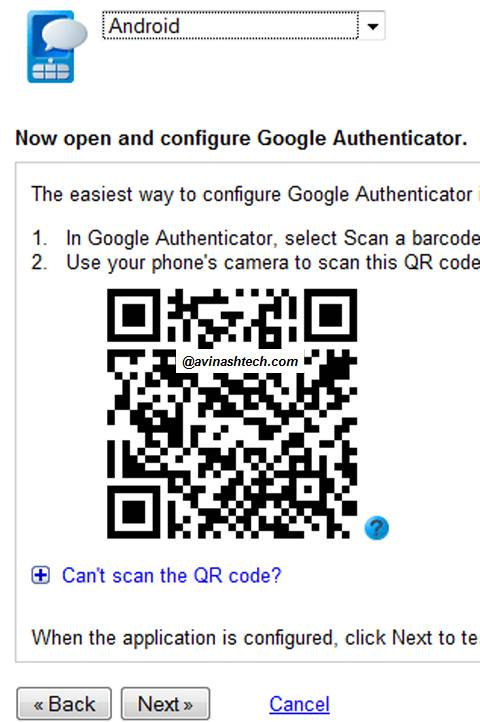 How to set up 2-step verification process for your Google Account 3