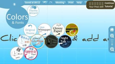 Prezi: Create Powerful powerpoint presentations online 1