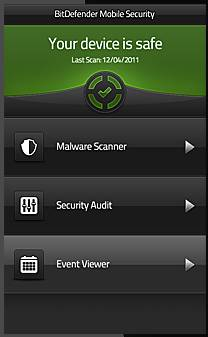 bitdefender android security