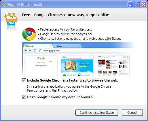 Use Facebook chat with Skype Desktop client 6