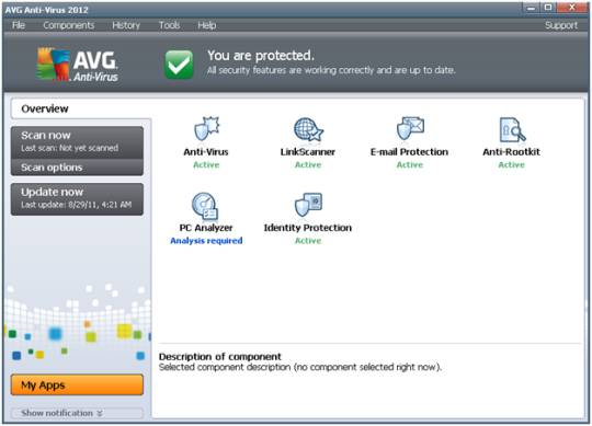 Free AVG Antivirus 2012 released [Review] 1