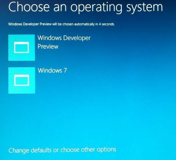 How to install Windows 8 to dual boot with Windows 7 [guide] 1