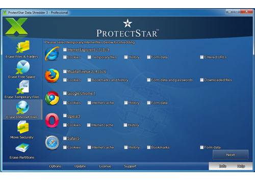 ProtectStar Data Shredder 3 Pro Review and 50 licenses Giveaway 6