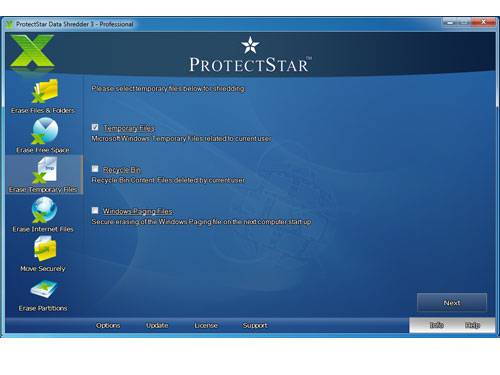 ProtectStar Data Shredder 3 Pro Review and 50 licenses Giveaway 5