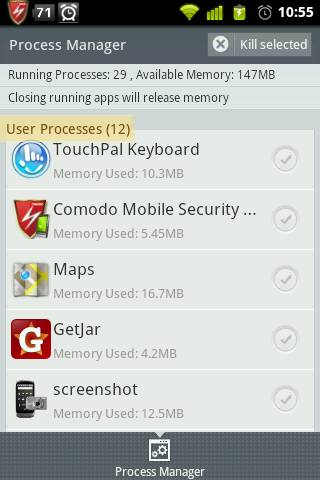 Review: Comodo mobile security with SMS, Call blocker, App locker, phone number locker 12
