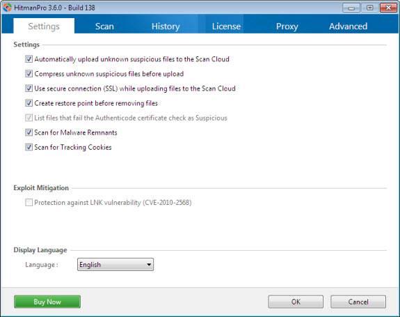 hitman4 - HitmanPro, On-Demand Multi-Antivirus Cloud Scanner [Giveaway]