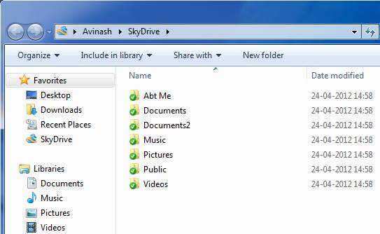 Get 7 GB of cloud storage anywhere with SkyDrive App for Windows, Mac, iPhone and iPad 2