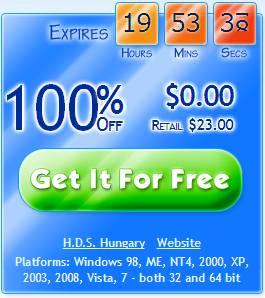 Get Hard Disk Sentinel Standard Edition lifetime license for FREE 2