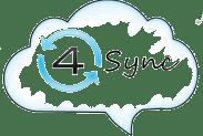 4sync logo - 4Sync offering free 15GB cloud storage account