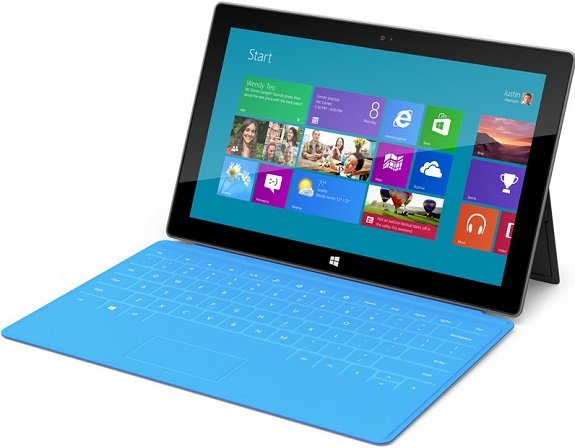 MS Surface - Actual storage on Microsoft Surface too less? only 16GB in 32GB Model