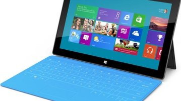 Actual storage on Microsoft Surface too less? only 16GB in 32GB Model 6