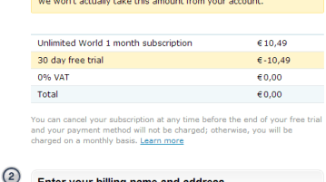Get free worldwide calls for a month with Skype Unlimited World 8