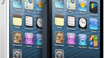 What's new in iPhone 5 compared to iPhone 4S 7