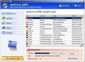 List of TOP 10+ Bogus & Rough Antiviruses you should stay away