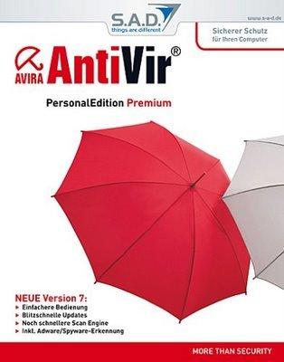 Avira AntiVir Premium 6 Month Genuine License again