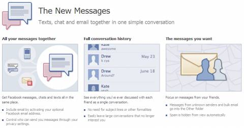 How to request an Invite for Facebook Mail