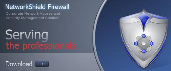 Get NetworkShield Firewall FREE license