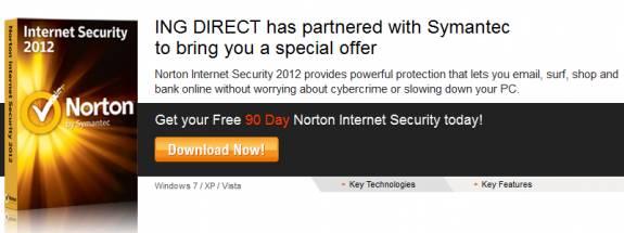 Norton Internet security 2012 90 days OEM - Download Norton Internet security 90 days trial OEM installer