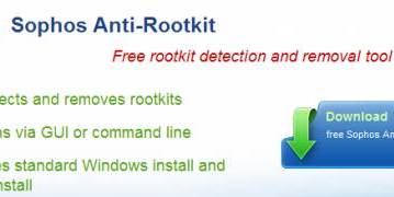 Sophos Antirootkit download 480x180 - Top Free Anti-Rootkit Software to protect your computer
