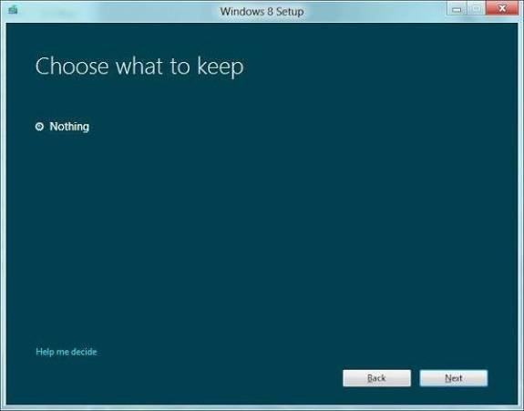 Windows 8 upgrade - Can You upgrade from previous versions of Windows to Windows 8 Release Preview?