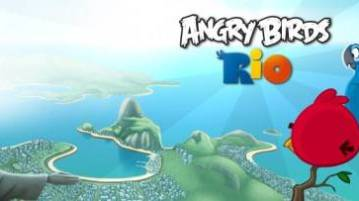 Grab Free Angry Birds Rio for Windows 7, XP with Intel Appup 7