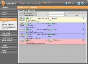 Download Astaro Security Gateway - Free 3 years Home Edition