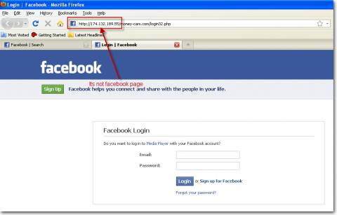 WARNING: Facebook Malware Attack using Most Hilarious Video